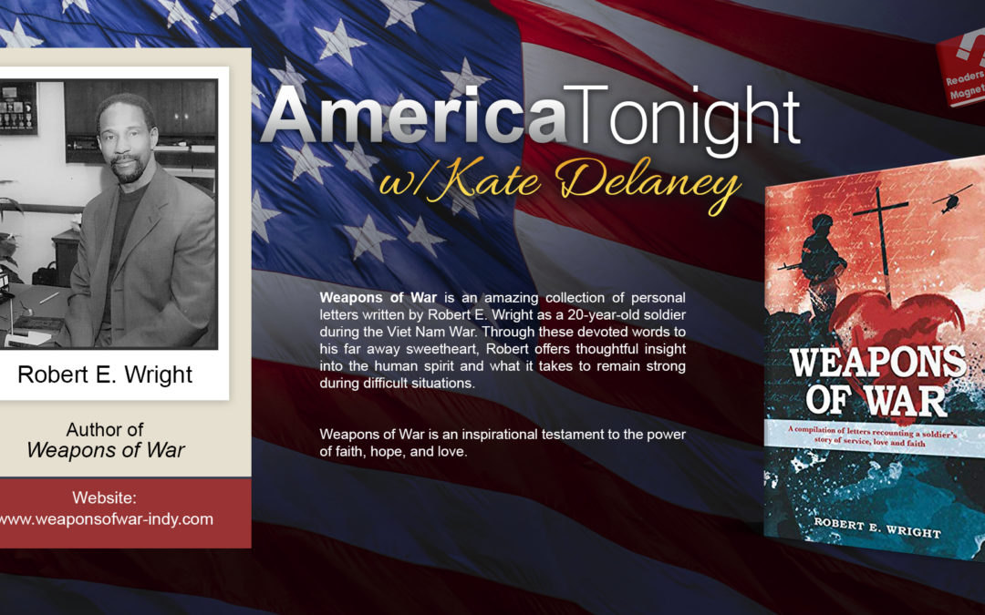 ReadersMagnet Review: Radio Interview with Kate Delaney featuring Robert Wright