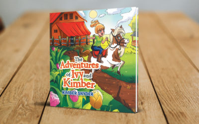 ReadersMagnet Review: The Adventures of Ivy and Kimber by Kimber Marie Snyder