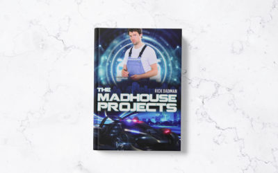 ReadersMagnet Review: The Madhouse Projects by Rick Badman