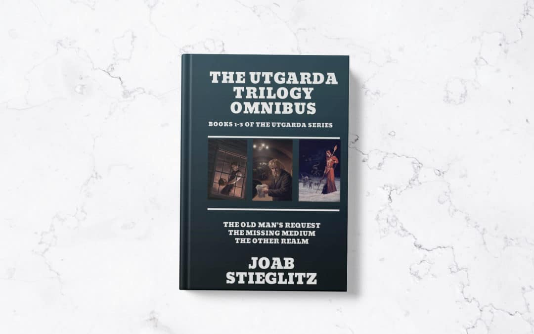 ReadersMagnet Review: The Utgarda Trilogy by Joab Stieglitz