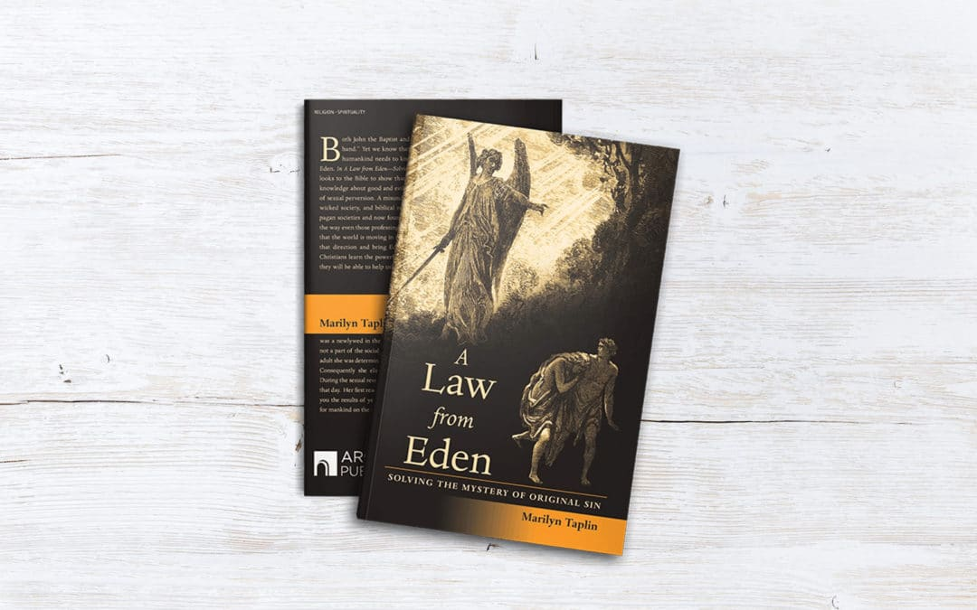 ReadersMagnet Review: A Law from Eden by Marilyn Taplin