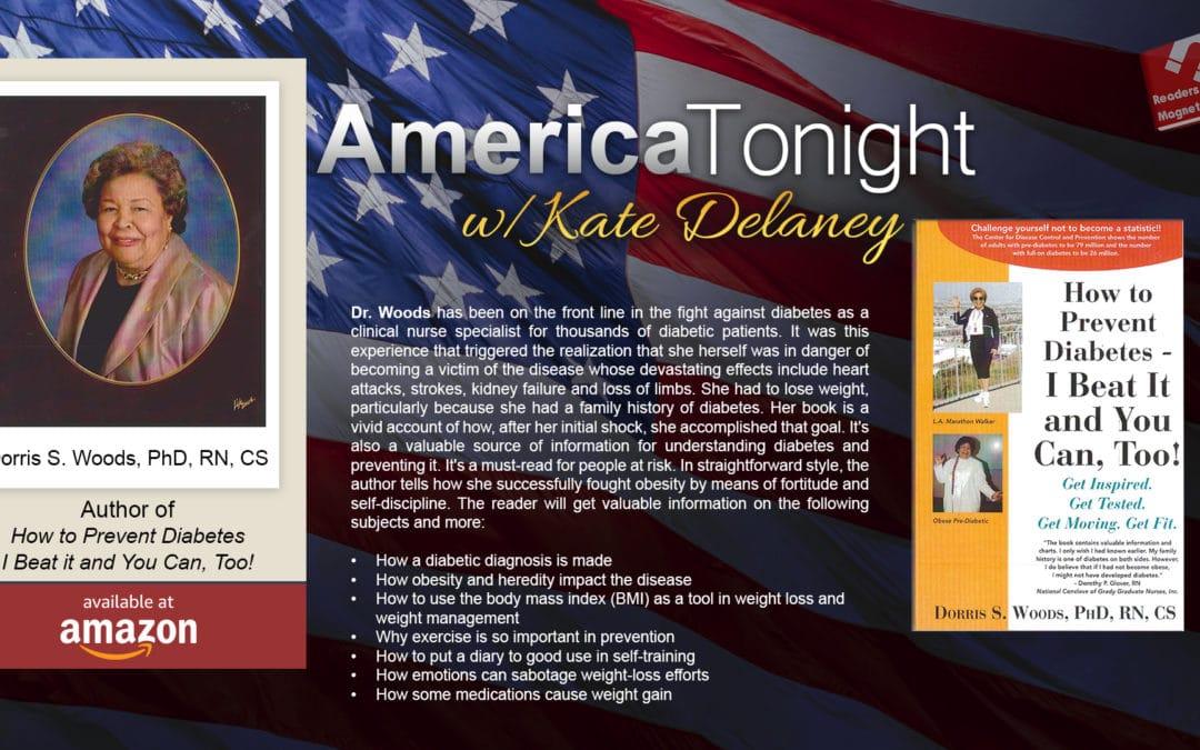 Dorris Woods_Kate Delaney Video Image banner