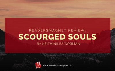 ReadersMagnet Review: Scourged Souls by Keith Niles Corman