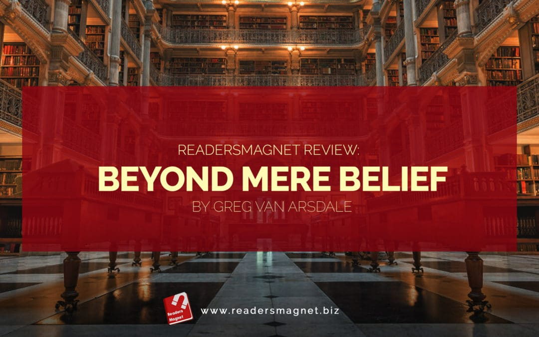 Book review: Beyond Mere Belief banner