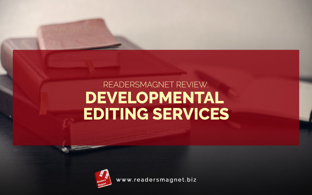 Developmental Editing Services banner