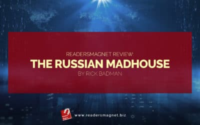 ReadersMagnet Review: The Russian Madhouse by Rick Badman