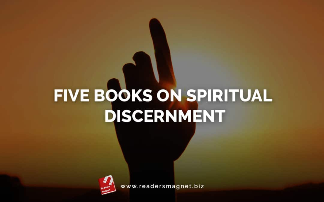 Five Books on Spiritual Discernment banner