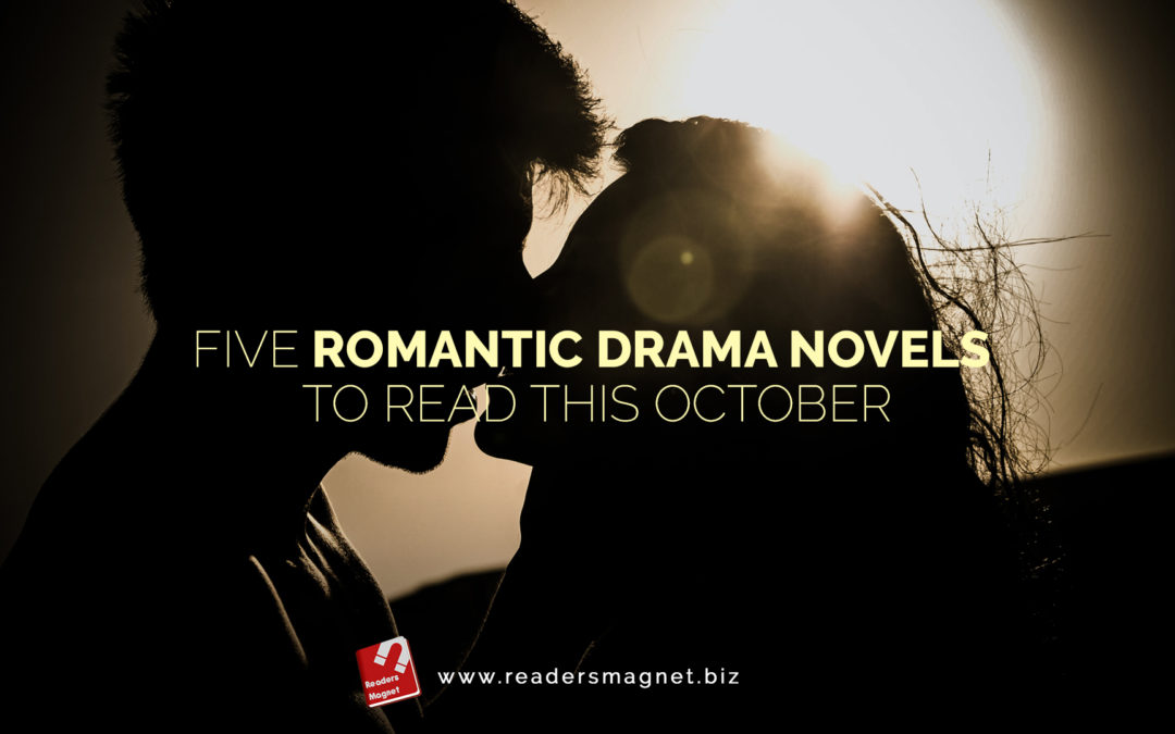 ive Romantic Drama Novels to Read this October banner