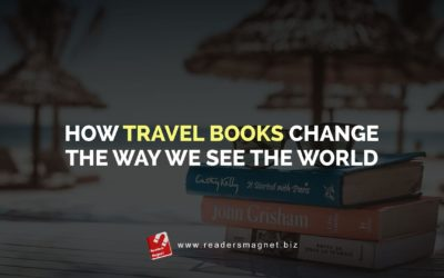 How Travel Books Change The Way We See the World