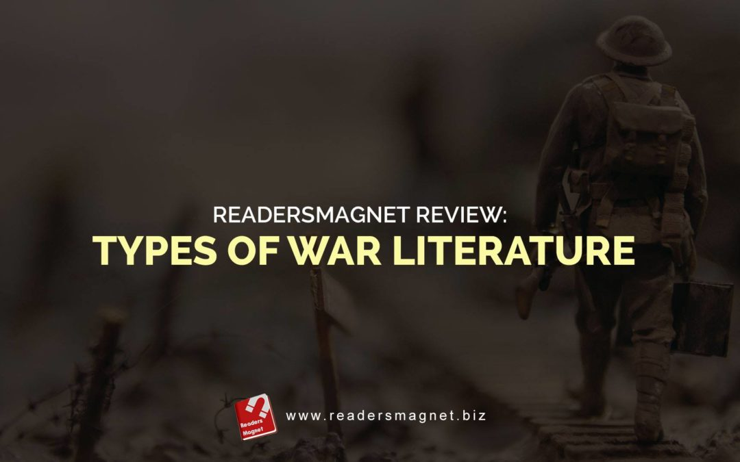 ReadersMagnet Review Types of War Literature banner