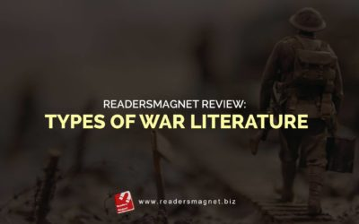 ReadersMagnet Review: Types of War Literature