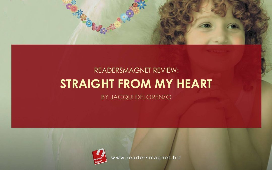 ReaderMagnet Review: Straight from My Heart by Jacqui DeLorenzo