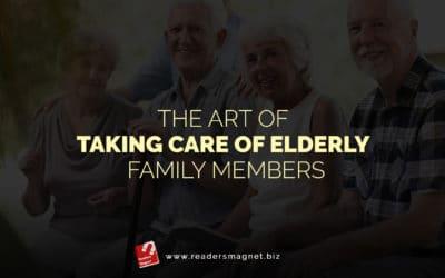 ReadersMagnet Review: The Art of Taking Care of Elderly Family Members