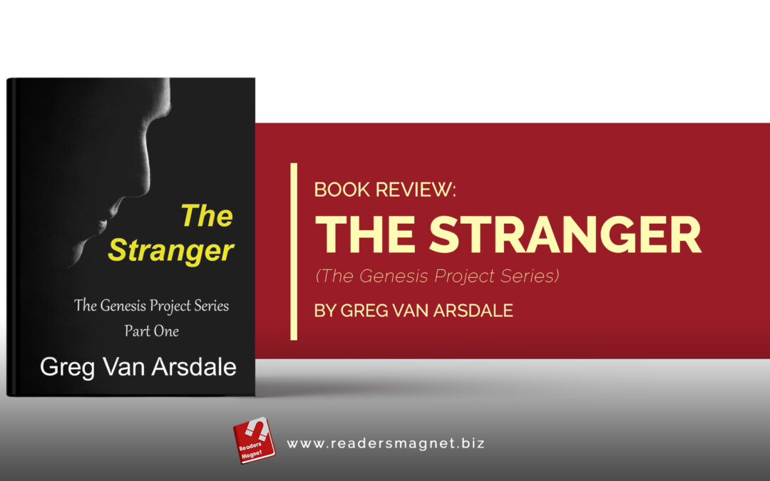 Book Review The Stranger banner