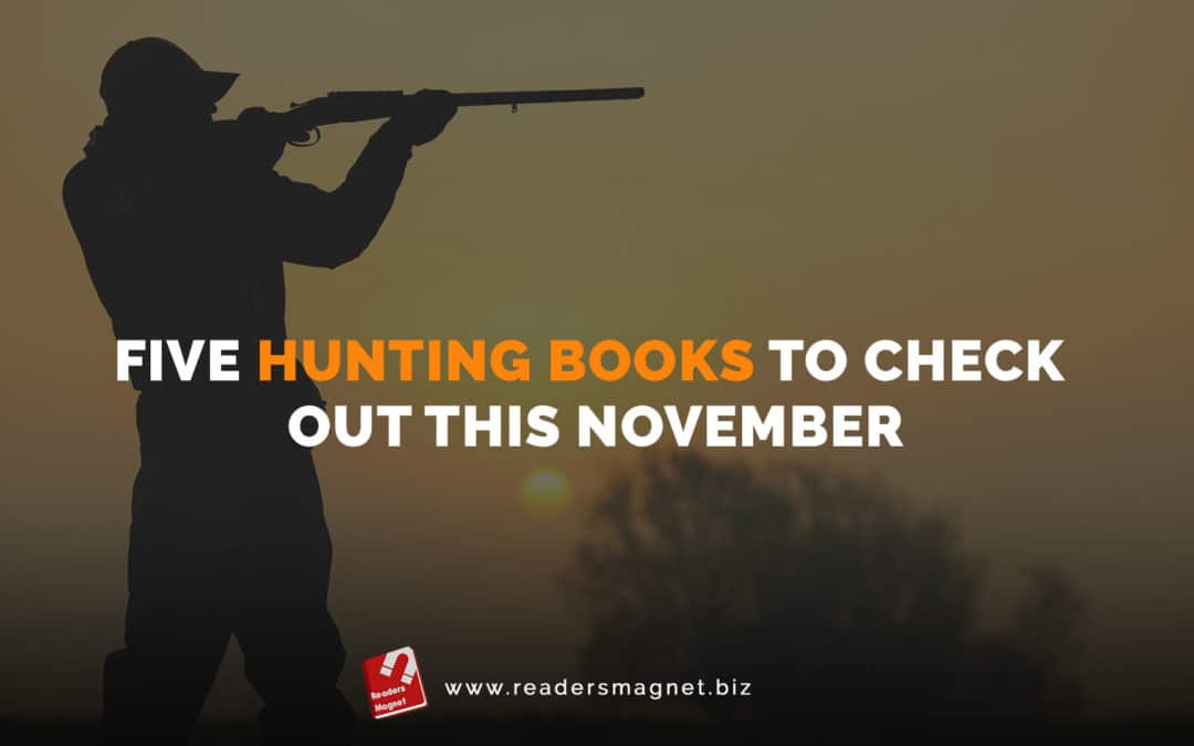 Five Hunting Books to Check Out This November