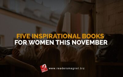 Five Inspirational Books for Women This November
