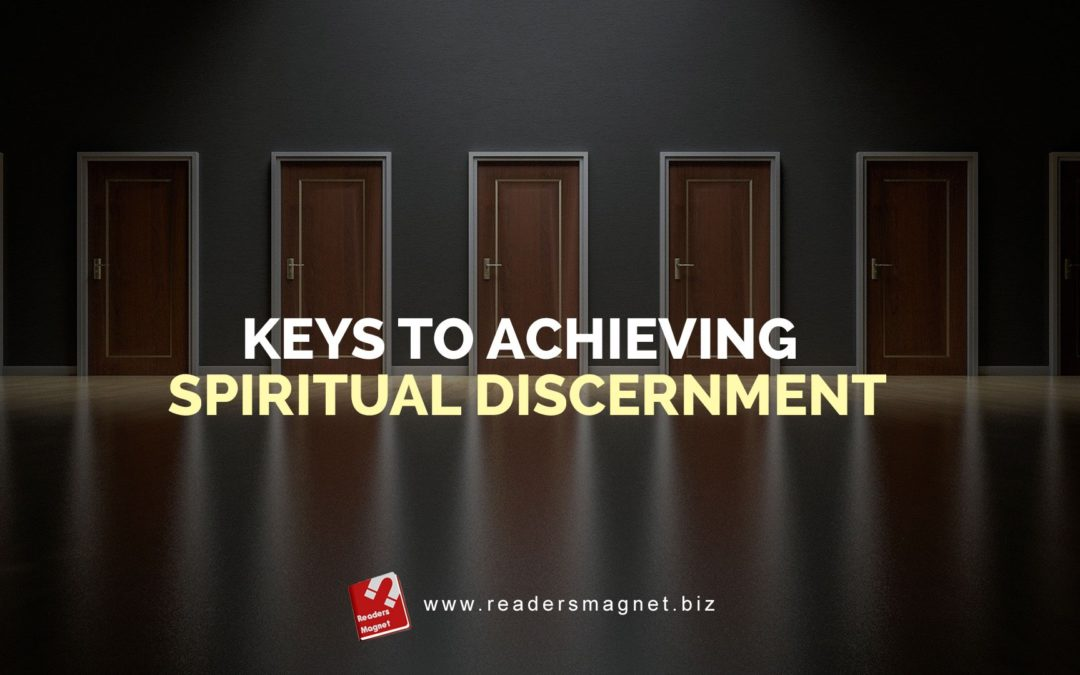 Keys to Achieving Spiritual Discernment banner