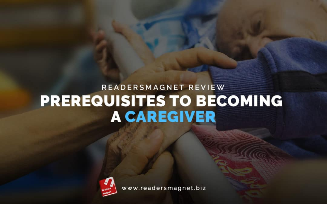Prerequisites to Becoming a Caregiver banner