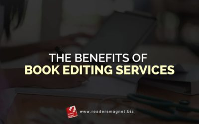 The Benefits of Book Editing Services