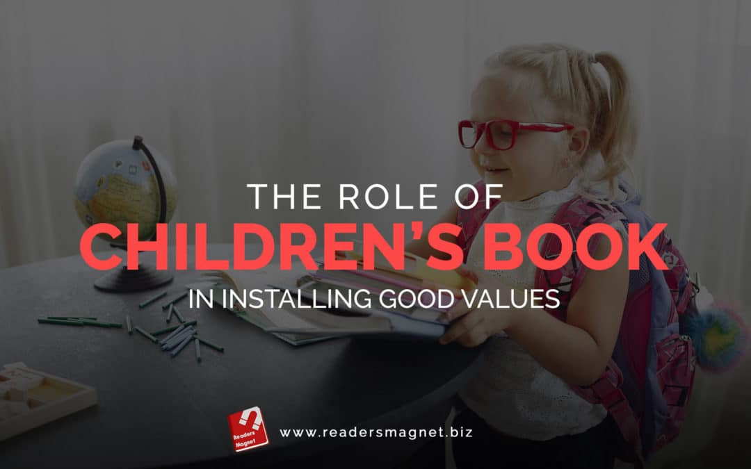 The Role of Children's Book in Installing Good Values banner