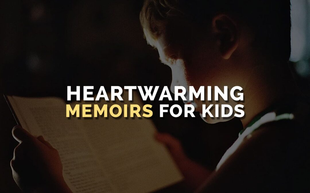 Heartwarming Memoirs for Kids banner