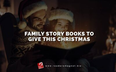 Family Story Books to Give this Christmas