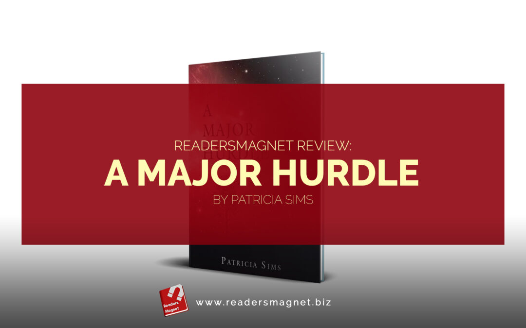 A Major Hurdle by Patricia Sims banner