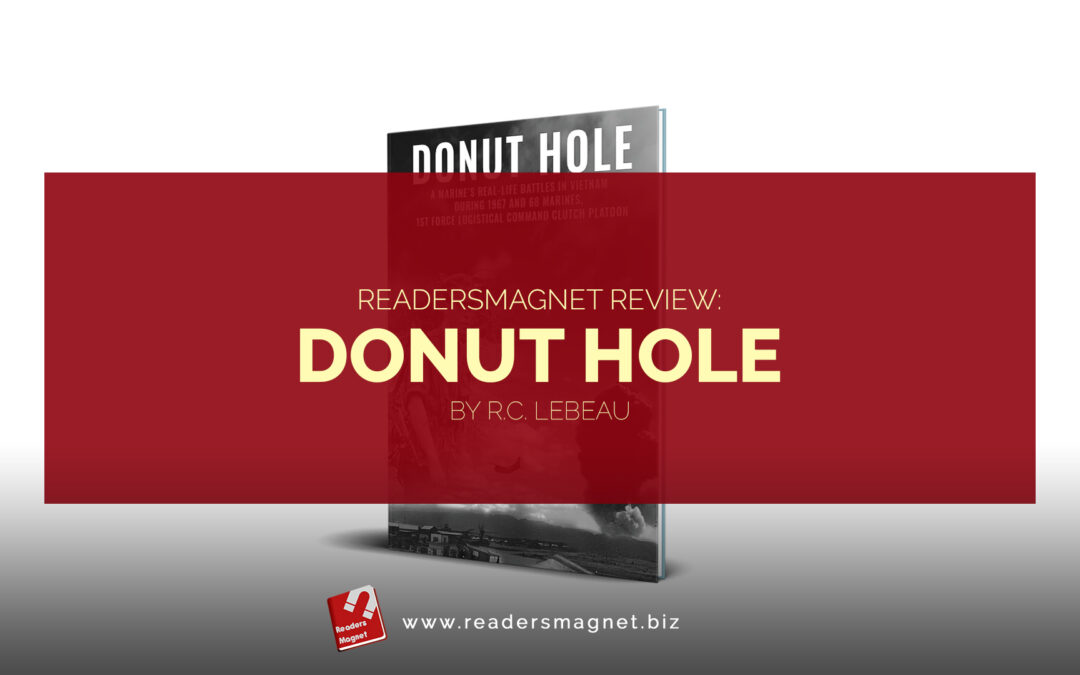 Donut Hole book banner