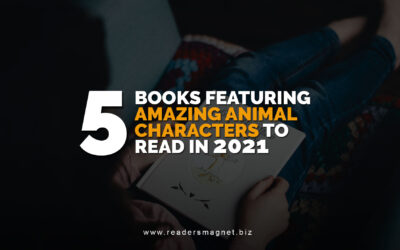 Five Books Featuring Amazing Animal Characters to Read in 2021