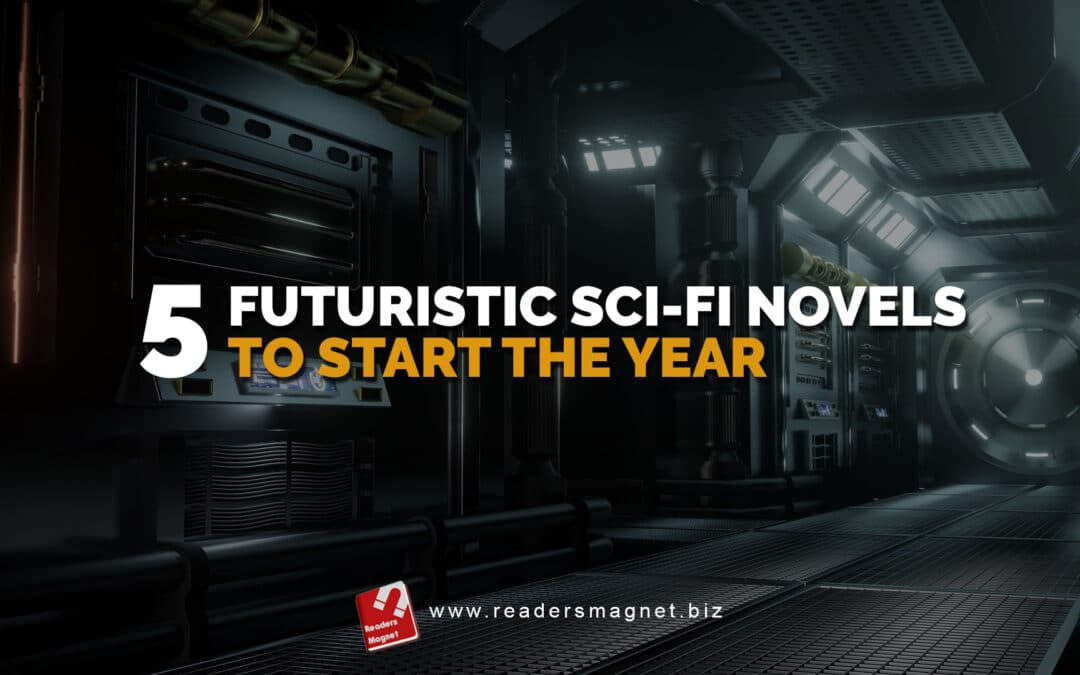 Five Futuristic Sci-Fi Novels to Start the Year