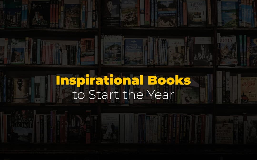 Inspirational Books to Start the Year