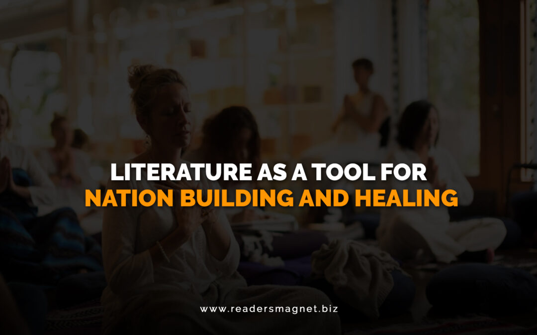 Literature as a Tool for Nation Building and Healing banner