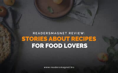 ReadersMagnet Review: Stories About Recipes for Food Lovers