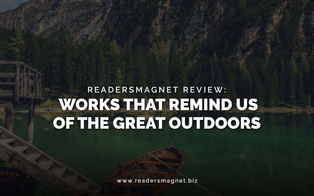 Works that Remind Us of the Great Outdoors banner