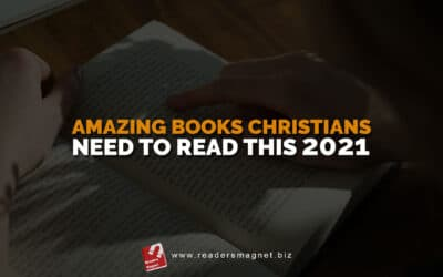 Amazing Books Christians Need to Read this 2021