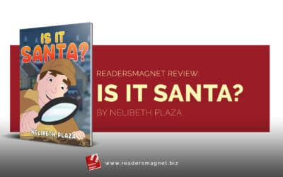 ReadersMagnet Review: Is It Santa? by Nelibeth Plaza