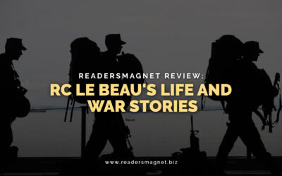ReadersMagnet Review: RC Le Beau's Life and War Stories