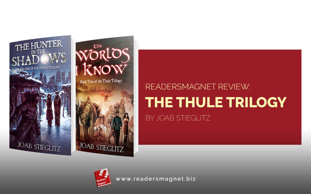 The Thule Trilogy by Joab Stieglitz banner