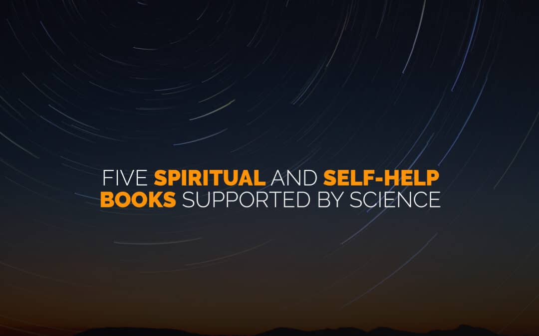 Five Spiritual and Self-Help Books Supported by Science banner