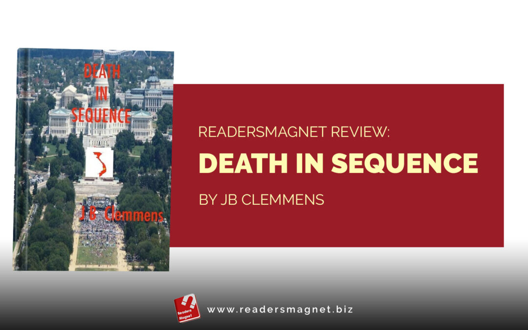 ReadersMagnet Review: Death in Sequence by JB Clemmens