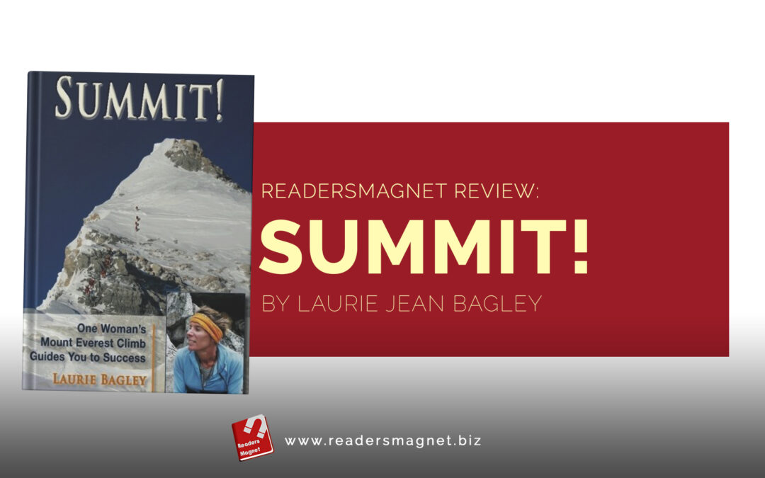 ReadersMagnet Review: Summit! by Laurie Jean Bagley