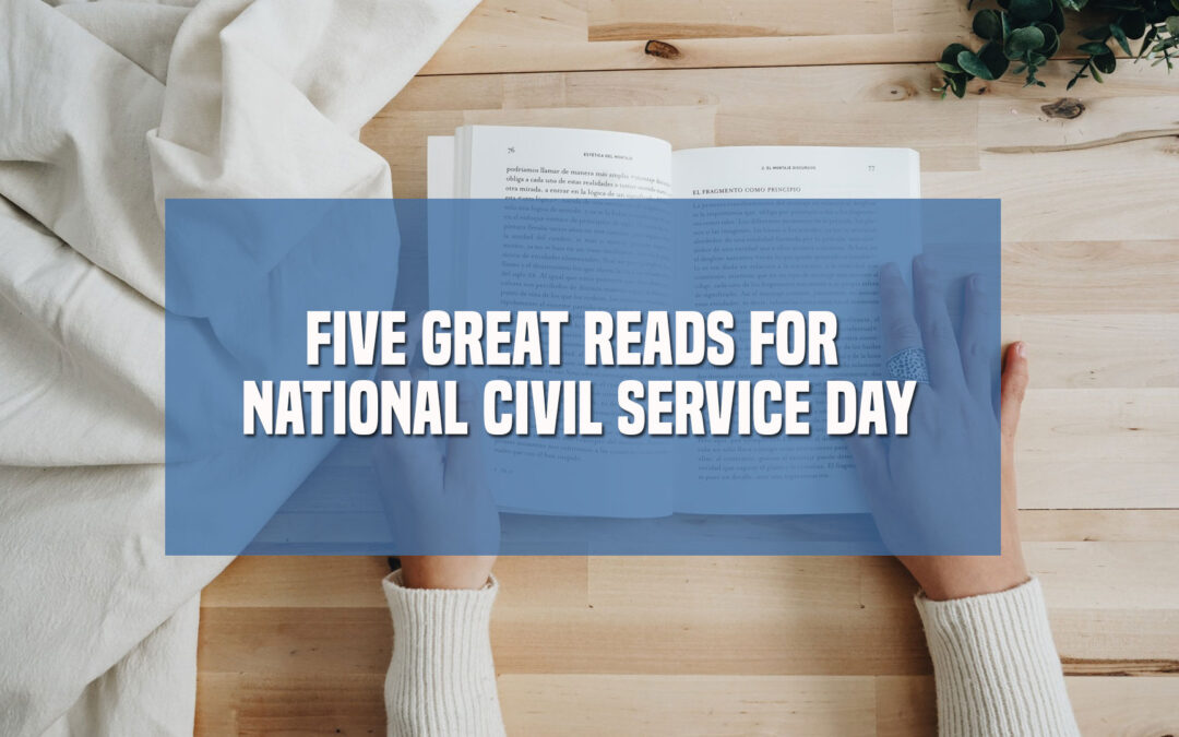 Five Great Reads for National Civil Service Day