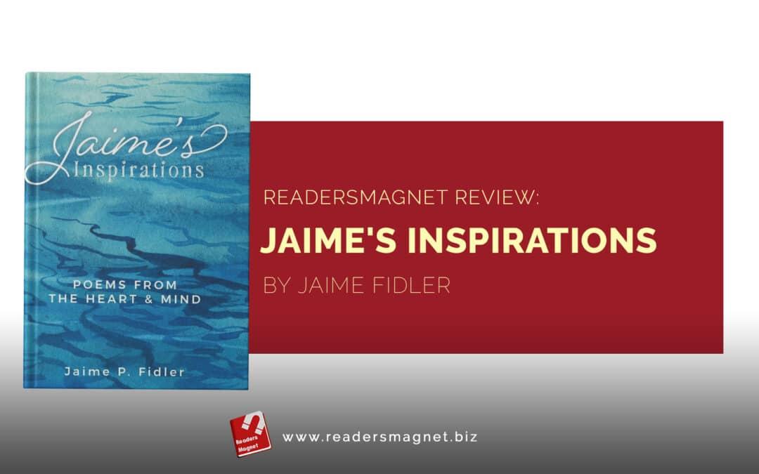 ReaderMagnet Review: Jaime's Inspirations by Jaime Fidler