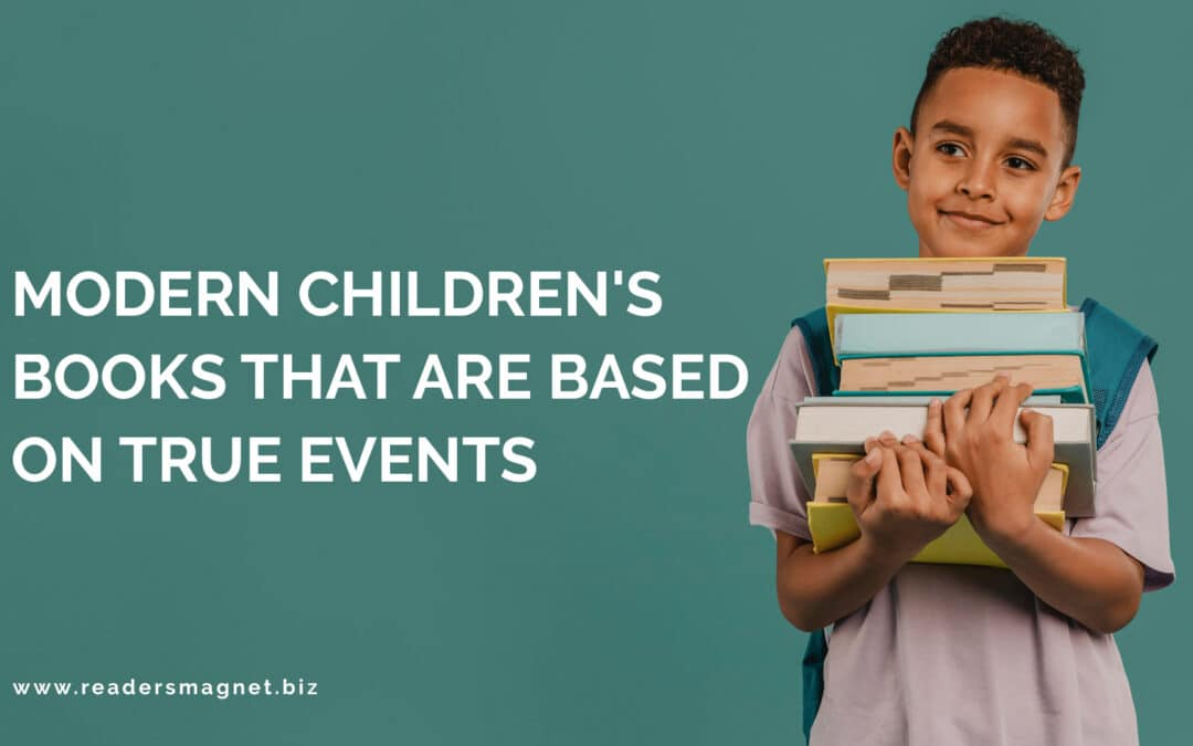 green background+boy holding carrying books