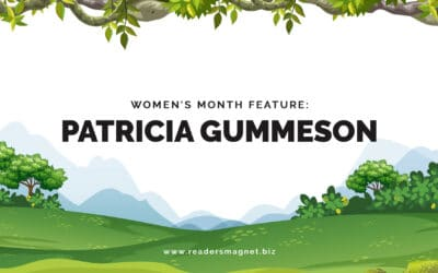 Women's Month Feature: Patricia Gummeson