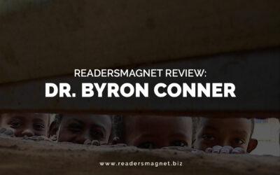 ReadersMagnet Review: Dr. Byron Conner