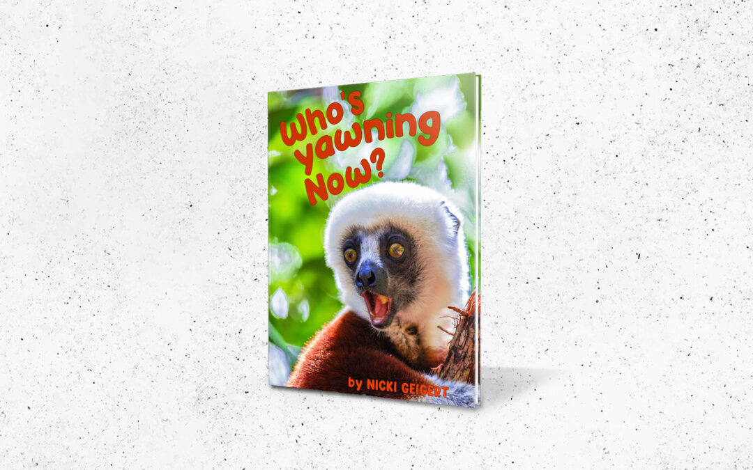 Readersmagnet review Whos-Yawning-Now book cover banner