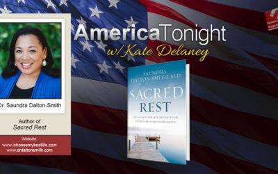 ReadersMagnet Review: Sacred Rest by Dr. Saundra Dalton-Smith