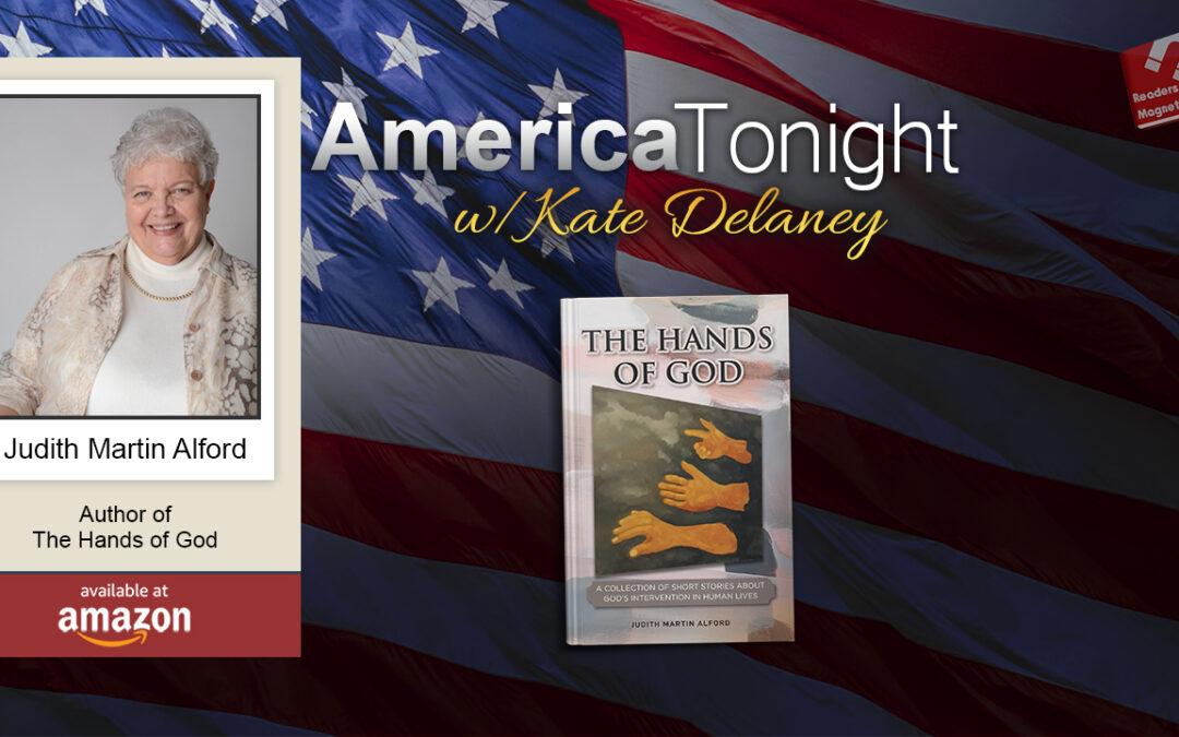 Judith Alford_Kate Delaney Video banner