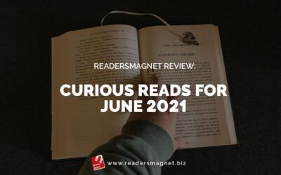 ReadersMagnet Review: Curious Reads for June 2021